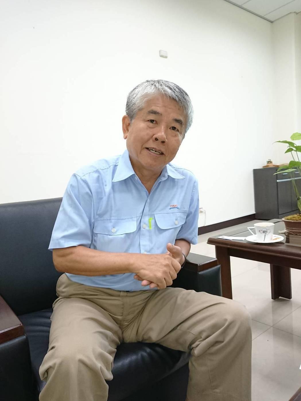 鑫科材料董事長吳志昌